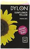 Dylon Tinta per tessuti da usare in lavatrice - giallo girasole 350g incluso sale...