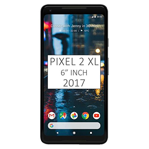 Google Pixel 2 XL 4G 64GB negro Modelo UK