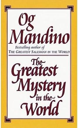 [(The Greatest Mystery of the World)] [Author: Og Mandino] published on (June, 1998)
