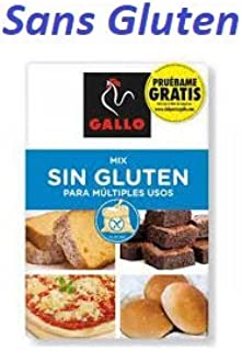 Gallo - Mix para multiples usos - Sin gluten - 500 g