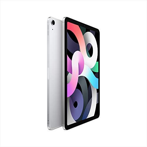 2020 Apple iPadAir (10,9, Wi-Fi + Cellular, 256GB) - Silber (4. Generation)
