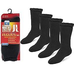 cheap 4 pairs of thermal socks for men and women Winter insulation socks for frigid debra …