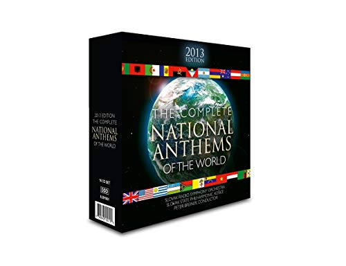 The Complete National Anthems Of The World: 2013 Edition