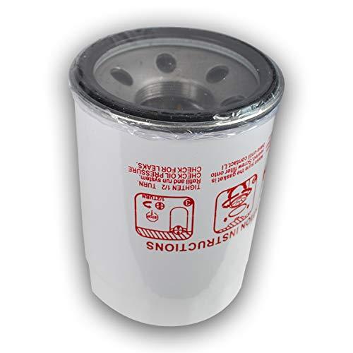 HELO Diesel Filter mit 1 Zoll -12UNF, filtert Schmutzpartikel und Wasser, für Diesel und Heizöl Pumpen
