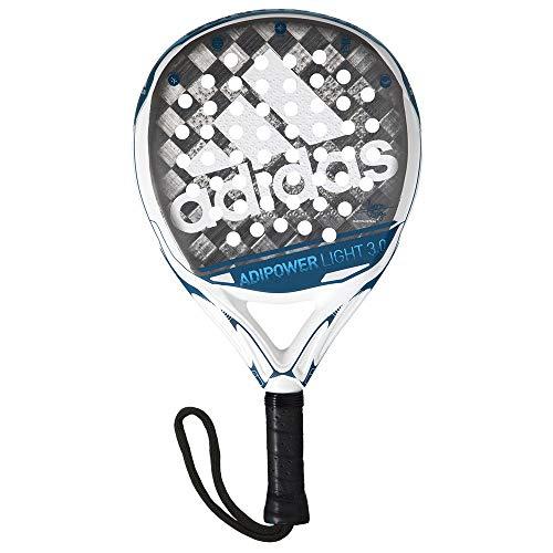 adidas Adipower Light 3.0 Raqueta, Adultos Unisex, Blue (Azul), Talla Única