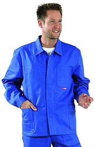 Größe 54 Herren Planam BW 345 Arbeitsjacke kornblau Modell 0520