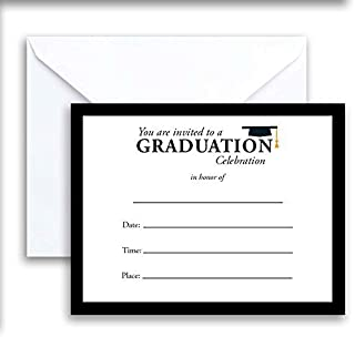 Paper Frenzy Graduation Celebration Cards - Pack of 25