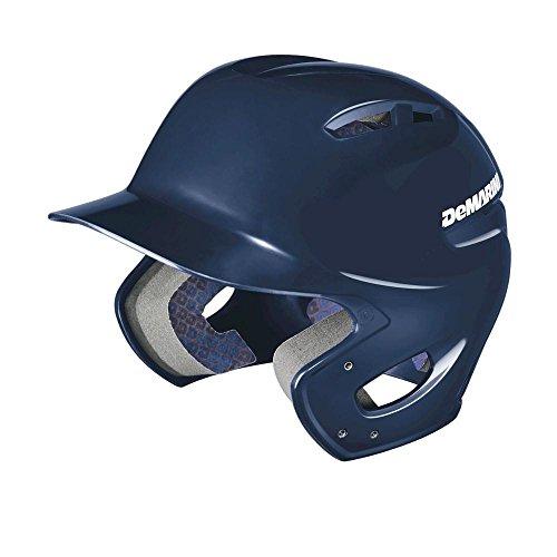DeMarini Paradox Protege Pro Batting Helmet, Navy, Youth