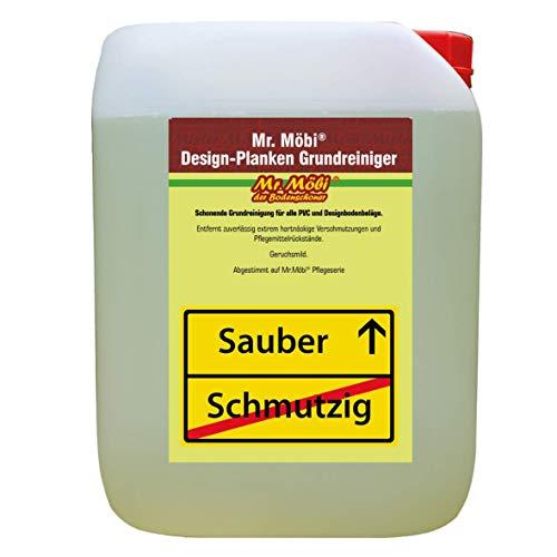 Mr.Möbi® PVC und Design-Planken Grundreiniger - 5Ltr.