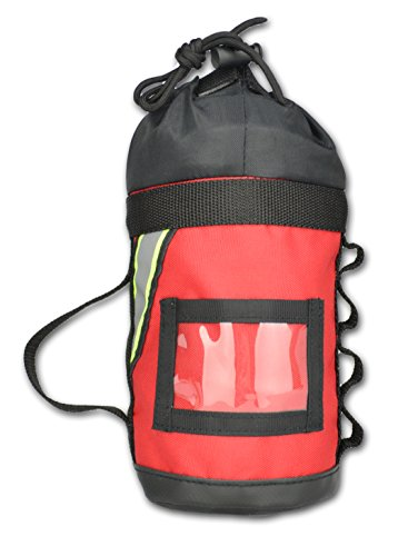 Lightning X Fire Rescue Personal Rope Bag for Bail Out, Escape, Search & Climbing