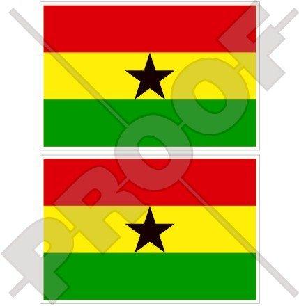 GHANA Ghanese Vlag Gemenebest, West-Afrika AFRIKAN 4