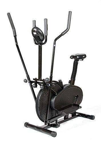 CDW Bicicleta eliptica y estatica 2 en 1