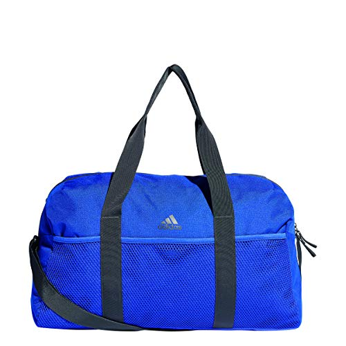 adidas Damen Training Core M Sporttasche, Mystery Ink/Carbon, 23 x 50 x 32 cm