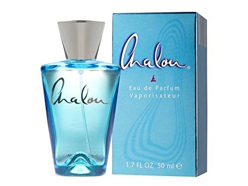 Chalou–Eau de Parfum–Zerstäuber–50ml für Frauen–Blau