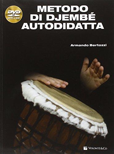 Metodo Di Djembe Autod. + DVD Rom