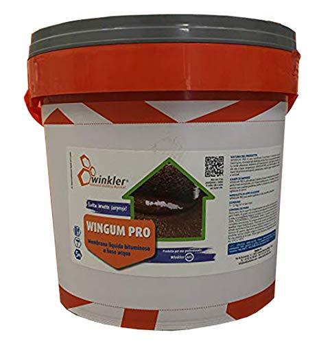 WINGUM PRO Membrana liquida bituminosa a base acqua kg.5