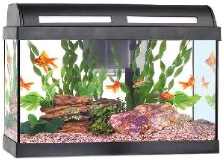 Aquatic Tanks & Stands  Marina Style 35 goldfish Aquarium Set 50x25x30cm