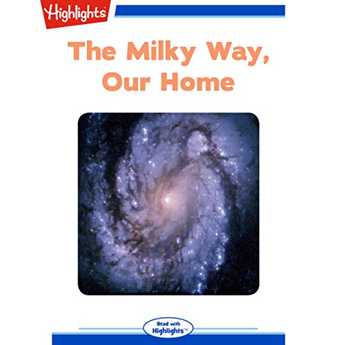 The Milky Way Our Home copertina