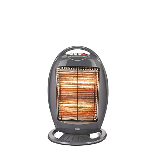 Glen Halogen Heater 7018 1200 Watt