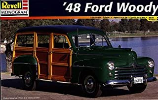 Revell '48 Ford Woody