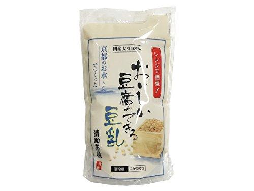 藤清『おいしい豆腐ができる豆乳』