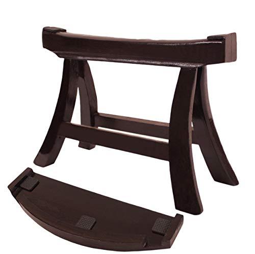 Tragbarer Guzheng-Ständer, klein, vertikal, 25 cm