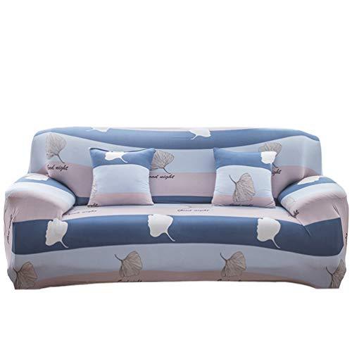 GladiolusA Sofa Überwürfe Sofabezug Stretch Elastische Sofahusse Sofa Abdeckung In Verschiedene Größe Und Farbe Stil 27 1 Sitzer für Sofalänge 90-140cm