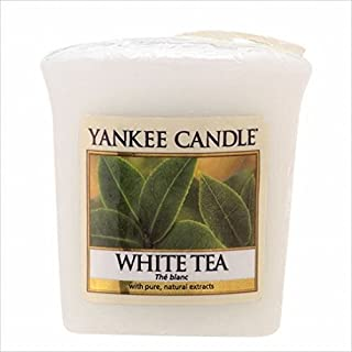 YANKEE CANDLE(ヤンキーキャンドル) YANKEE CANDLE サンプラー 「 ホワイトティー 」6個セット(K00105277)