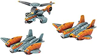Privateer Press PIP51003 Monsterpocalypse: Protector G.U.A.R.D. Unit - Strike Fighters & Rocket Chopper (Resin), One Size