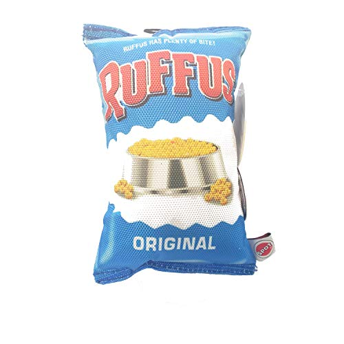 SPOT Fun Food Ruffus Chips 8' Dog Toy