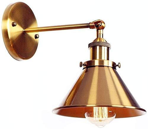 Meixian Wandlamp, binnen, gouden Rh, retro, wandlampen, lampen, slaapkamer, badkamerspiegel, loft vintage wandlampen, industriële verlichting, eenvoudig retro