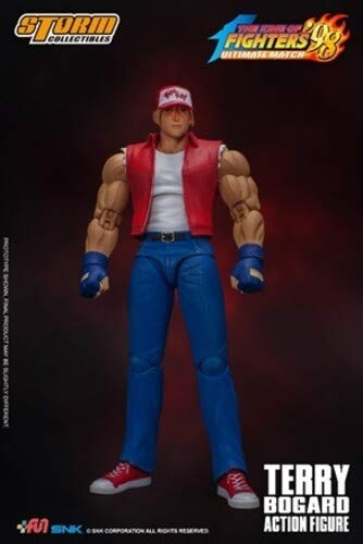 Storm Collectibles 1/12 Terry Bogard King of Fighters '98' Action Figure