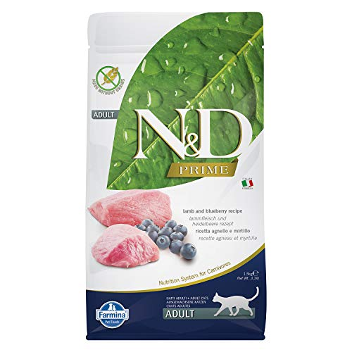 Farmina, N&D, Adult, Lamm und Heidelbeere 1.5 kg