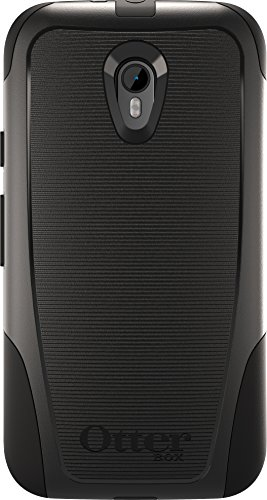 OtterBox COMMUTER Series Case for Motorola Moto G (3rd Gen) - Retail Packaging - BLACK