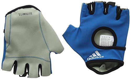 Adidas Damen Essential Handschuh,Petrol/Schwarz,L