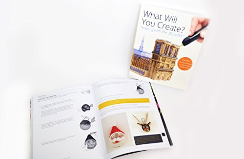 """3Doodler """"What Will You Create? Project Book"""