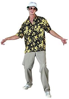 Men s Plus Size Raoul Duke Costume 2X Black