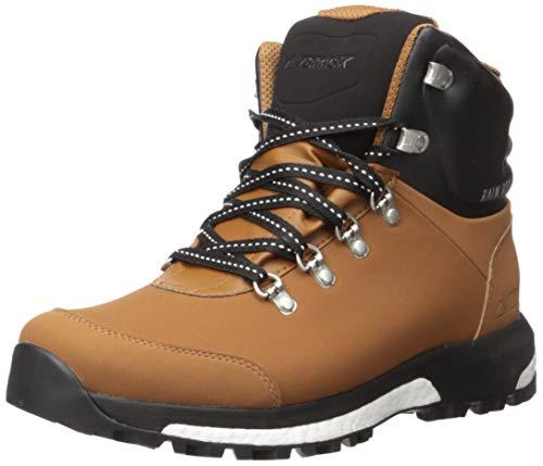 adidas outdoor Men's Terrex Pathmaker CP Boot, RAW Desert/Black/White, 12.5 D US