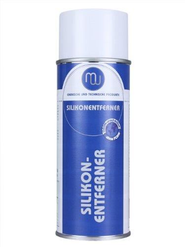 MW Silikonentferner Spray Reiniger Entfetter Autolack Lackierer 400ml