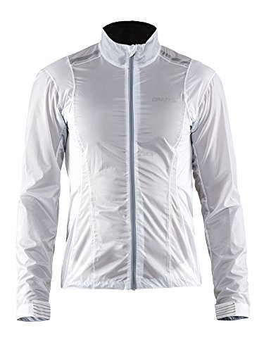 Craft Herren Regenjacke Performance Bike, White, M