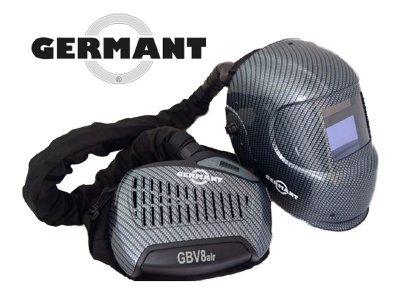 Germant 4251395701287–Casco de soldador con protección respiratoria...