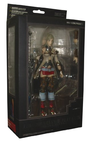 Abysses Corp - Figurine - Science Fiction - Final Fantasy XII - Play Arts - Action Figure Ashe