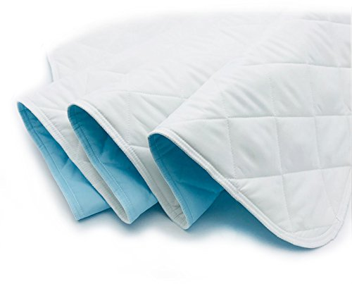 KANECH Bed Pads for Incontinence Washable – 44 x 52 Inches - Extra 5 Layer - Waterproof Pads for Adult,Children,Pets