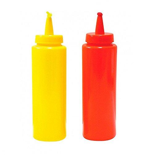 Loftus International Ketchup & Mustard Fake Novelty Squirt Bottles