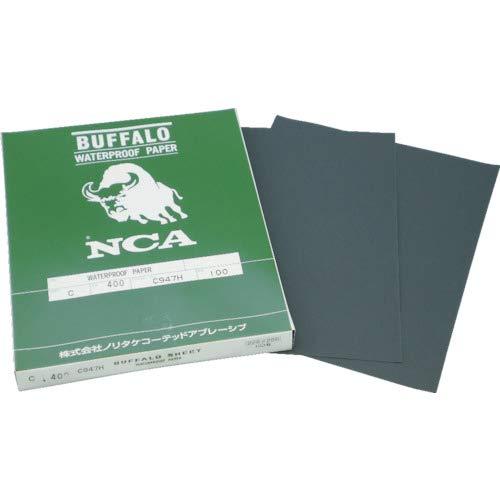 NCA 耐水ペーパー 228×280 DC320 (100枚入り)