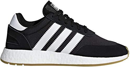 adidas Herren I-5923 Fitnessschuhe, Schwarz (Core Black/Footwear White/Gum 0), 42 2/3 EU