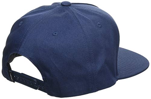 Vans Og Checker Snapback Berretto da Baseball, Blu (Dress Blues Lkz), (Taglia Unica: OS) Uomo