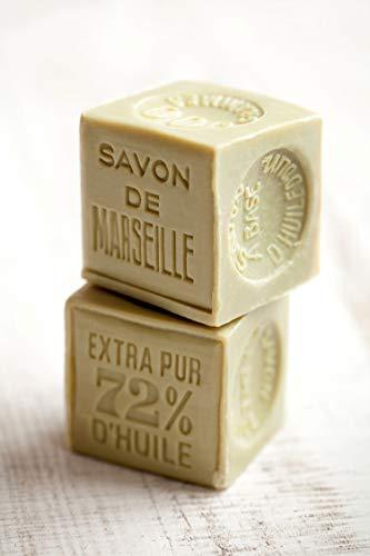Pre de Provence Marseille Soap 72% Olive Oil Cube - 300g
