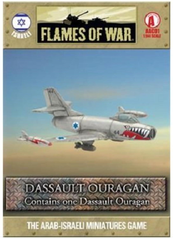 Dassault Ouragan by Battlefront Miniatures B00SZ520GO Moderne und elegante Mode | Überlegen