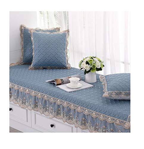 Yanxinenjoy Erker-raammat, raambankmat, slaapkamer-balkonkussen, tatami-mat, machinewasbare raamdecoratie. 100 wide * 210 A3